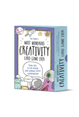 Most Wondrous Creativity Card Game Ever