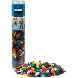 Plus-Plus Plus Plus Tube, 240 pc Basic