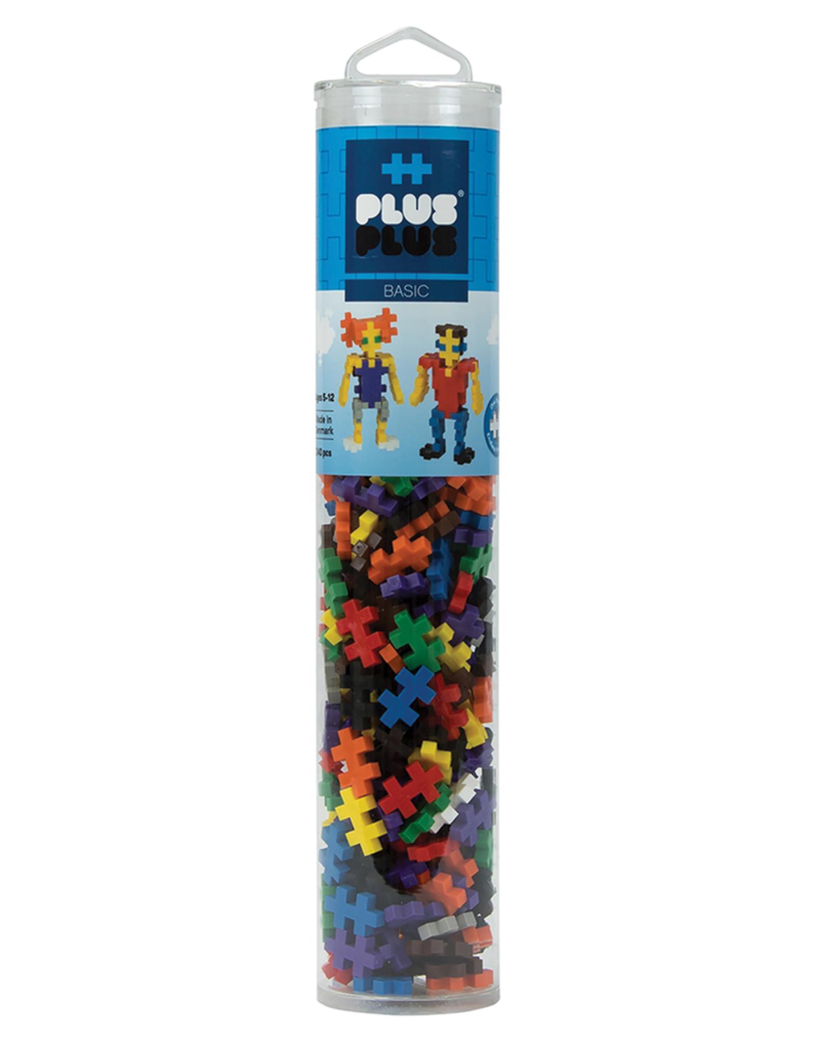 Plus-Plus Plus Plus Tube, 240 pc Basic