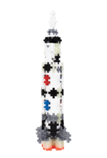 Plus-Plus Plus Plus Saturn V Rocket, 240 pc Tube