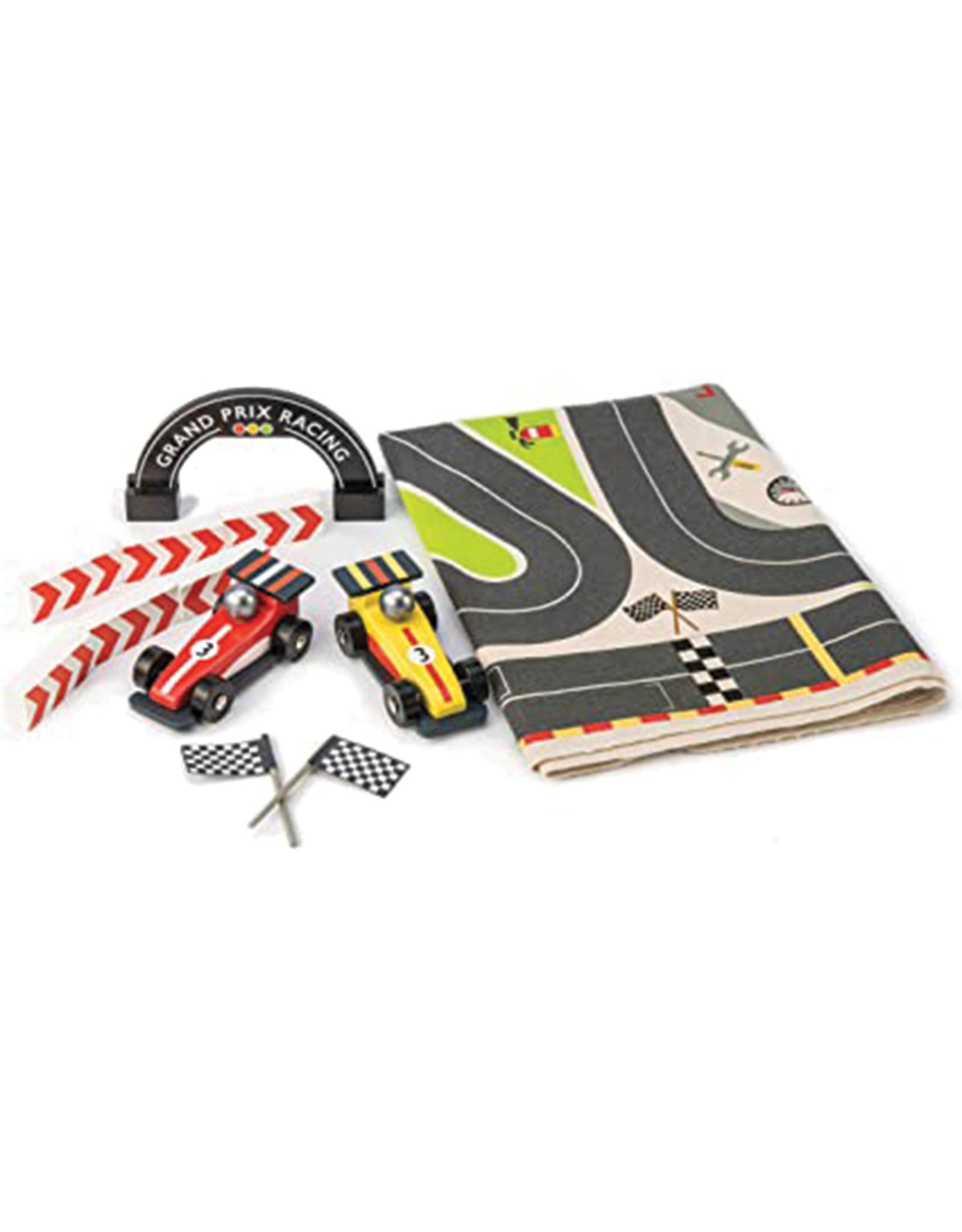 Tender Leaf Formula One Racing Playmat