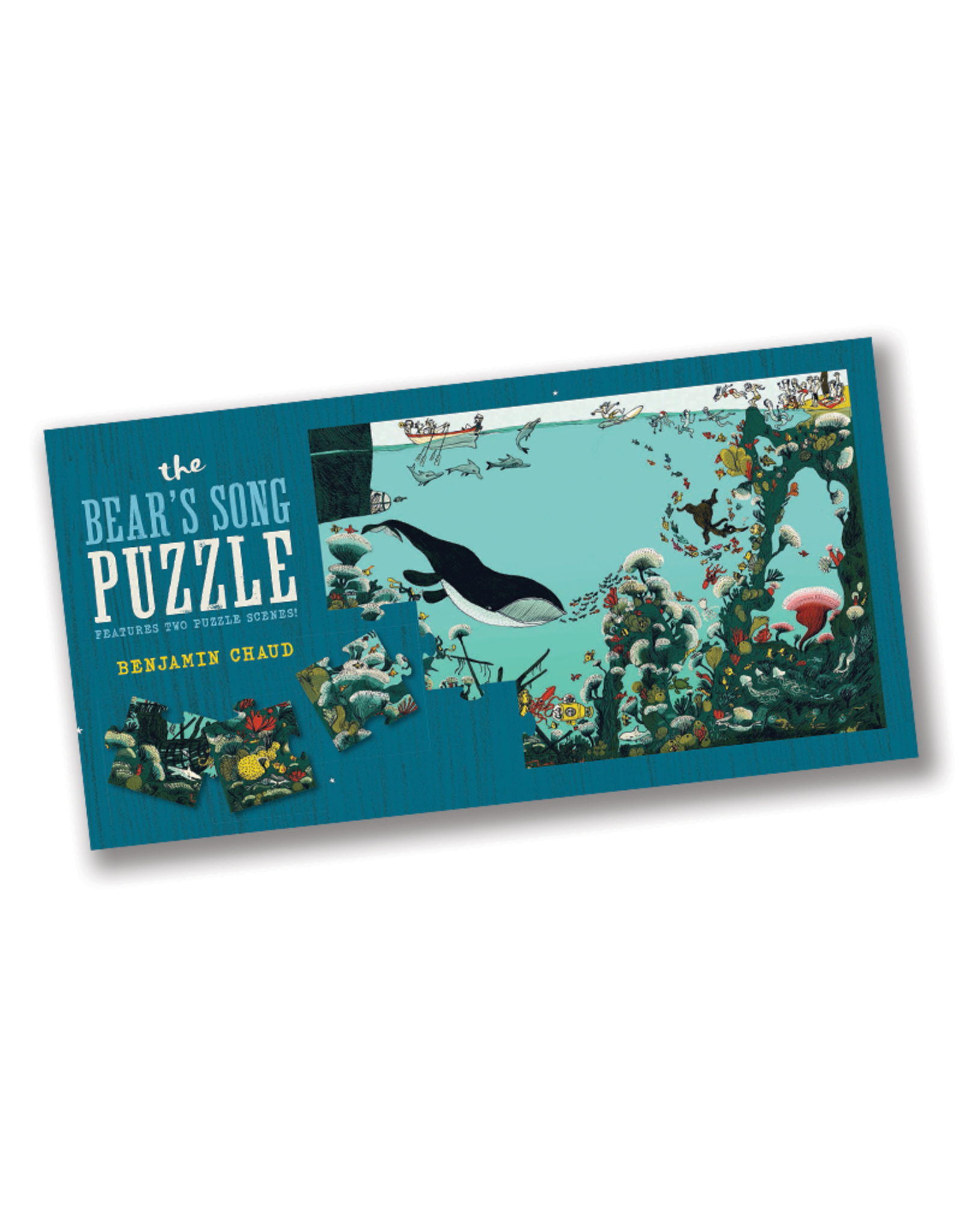 Bear's Song, 24-piece Puzzle