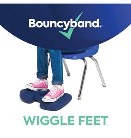 Bouncyband Wiggle Feet Cushion
