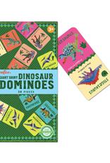 eeBoo Shiny Dinosaur Dominoes