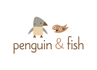 Penguin and Fish