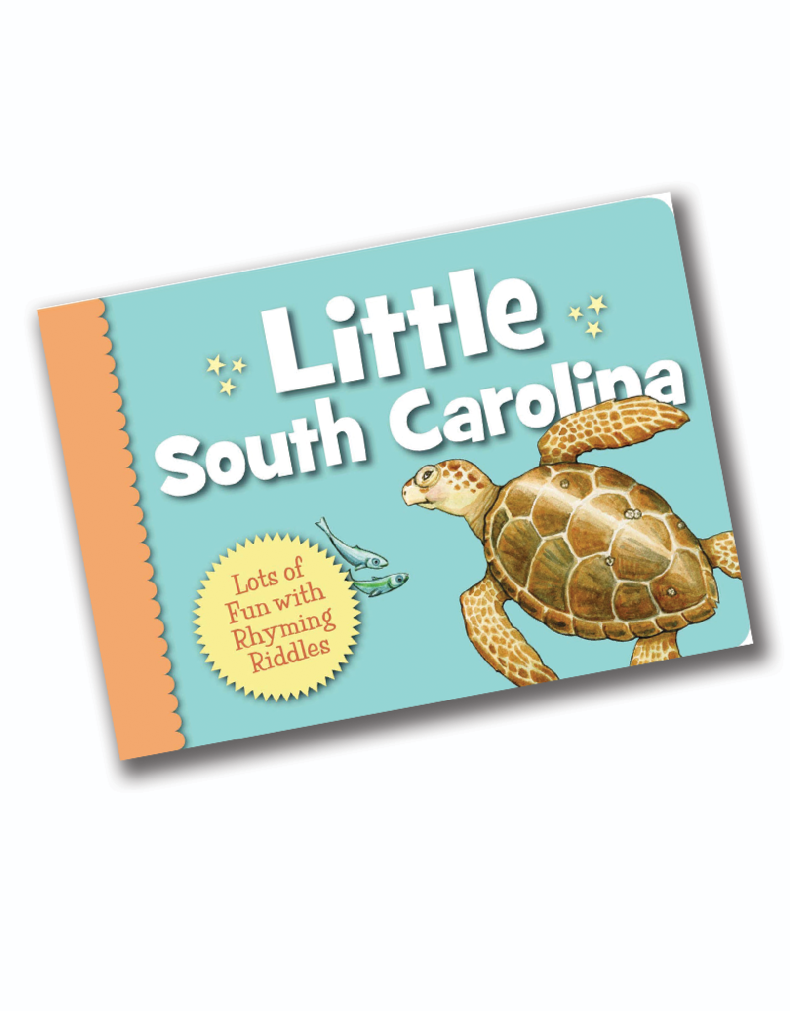 Sleeping Bear Press Little South Carolina