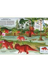 Wide Eyed Editions Atlas of Dinosaur Adventures