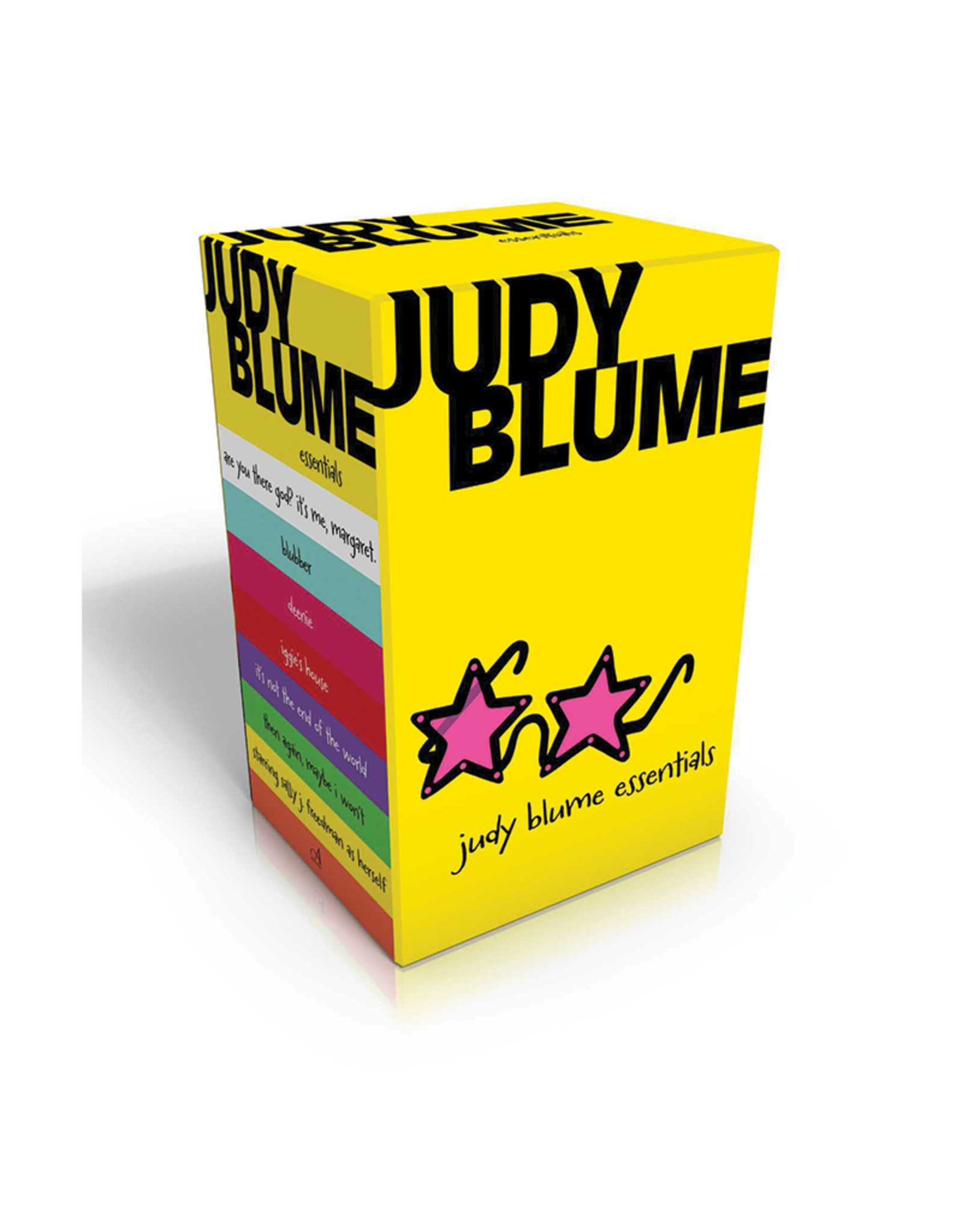 Judy Blume Essentials Boxed Set