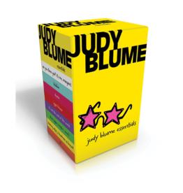 Judy Blume Essentials Boxed Set