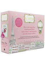 Claris Book & Plush Boxed Set