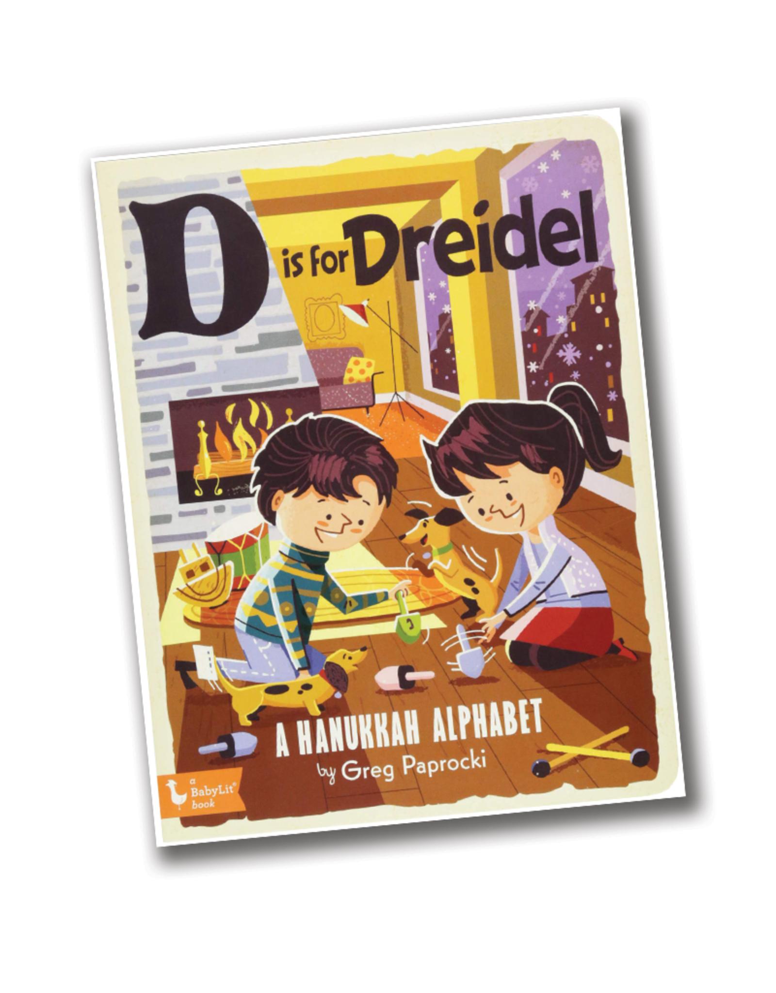 D is for Dreidel