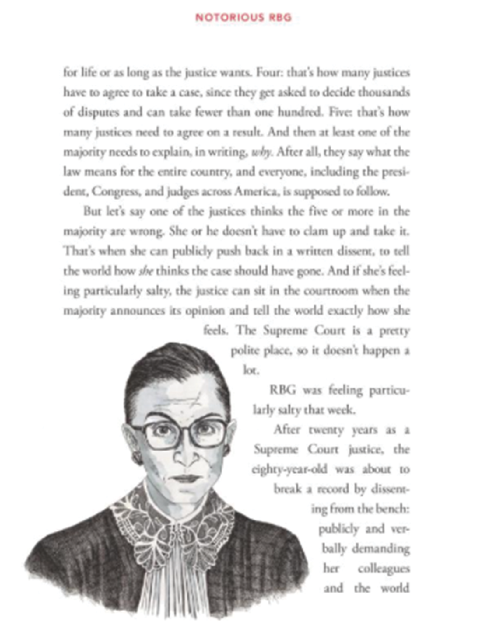 Notorious RBG,  Young Readers' Edition
