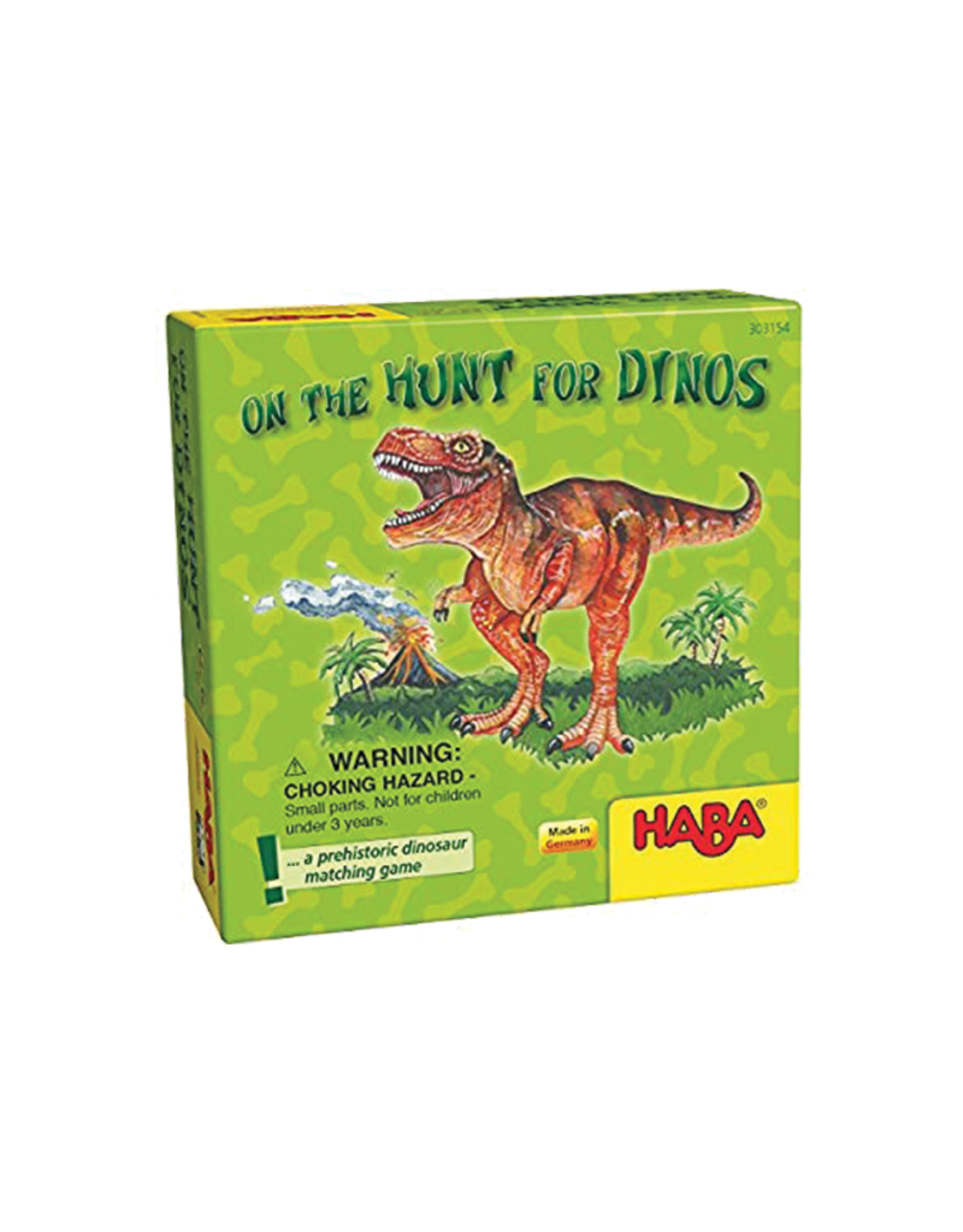 Haba On the Hunt for Dinos Mini Game