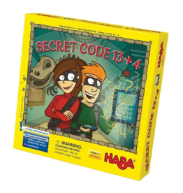 Haba Secret Code 13+4 Game
