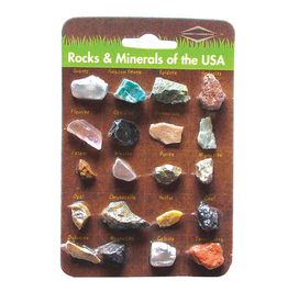 Copernicus Toys Rocks of the USA