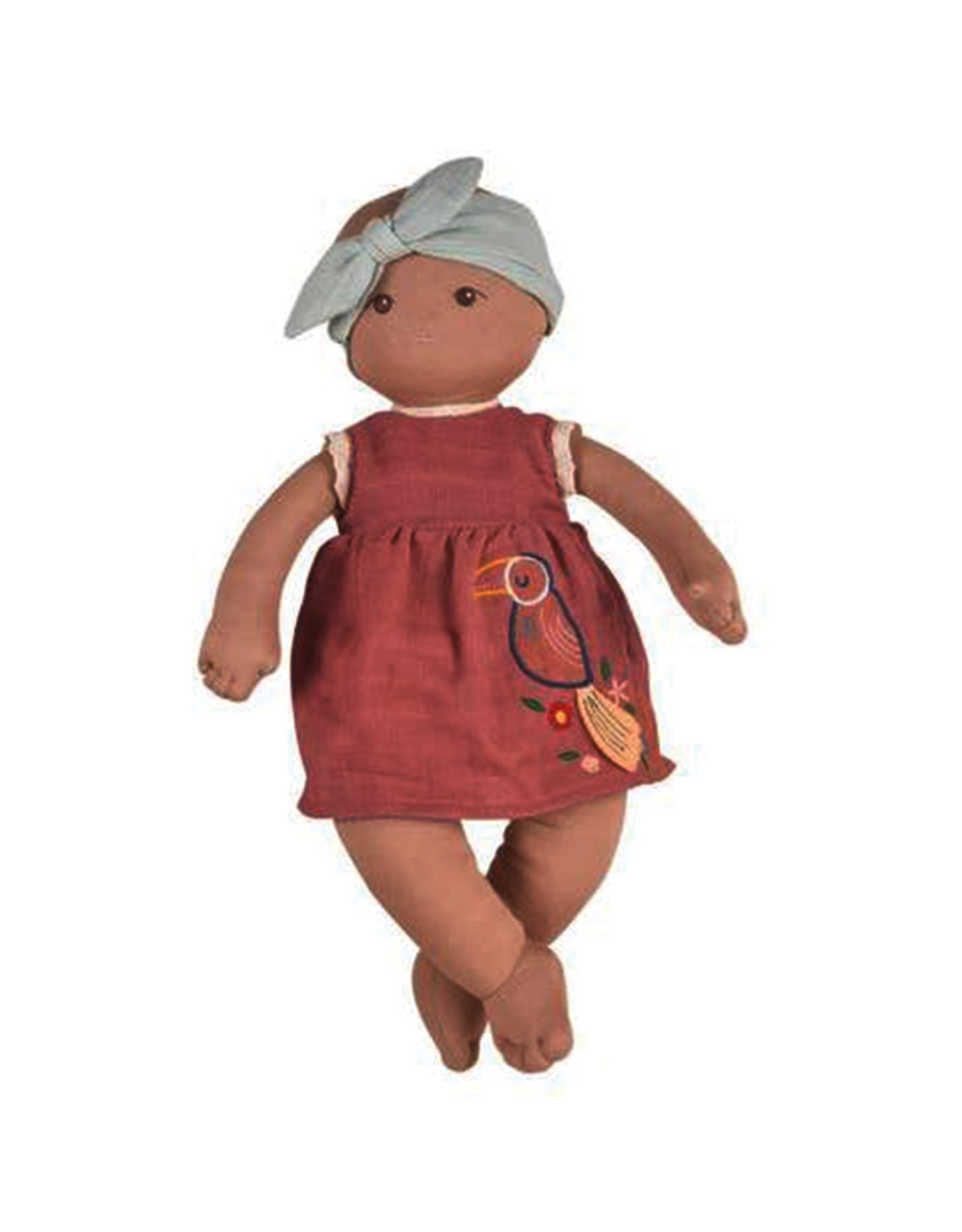 Tikiri Organic Aria Baby Doll