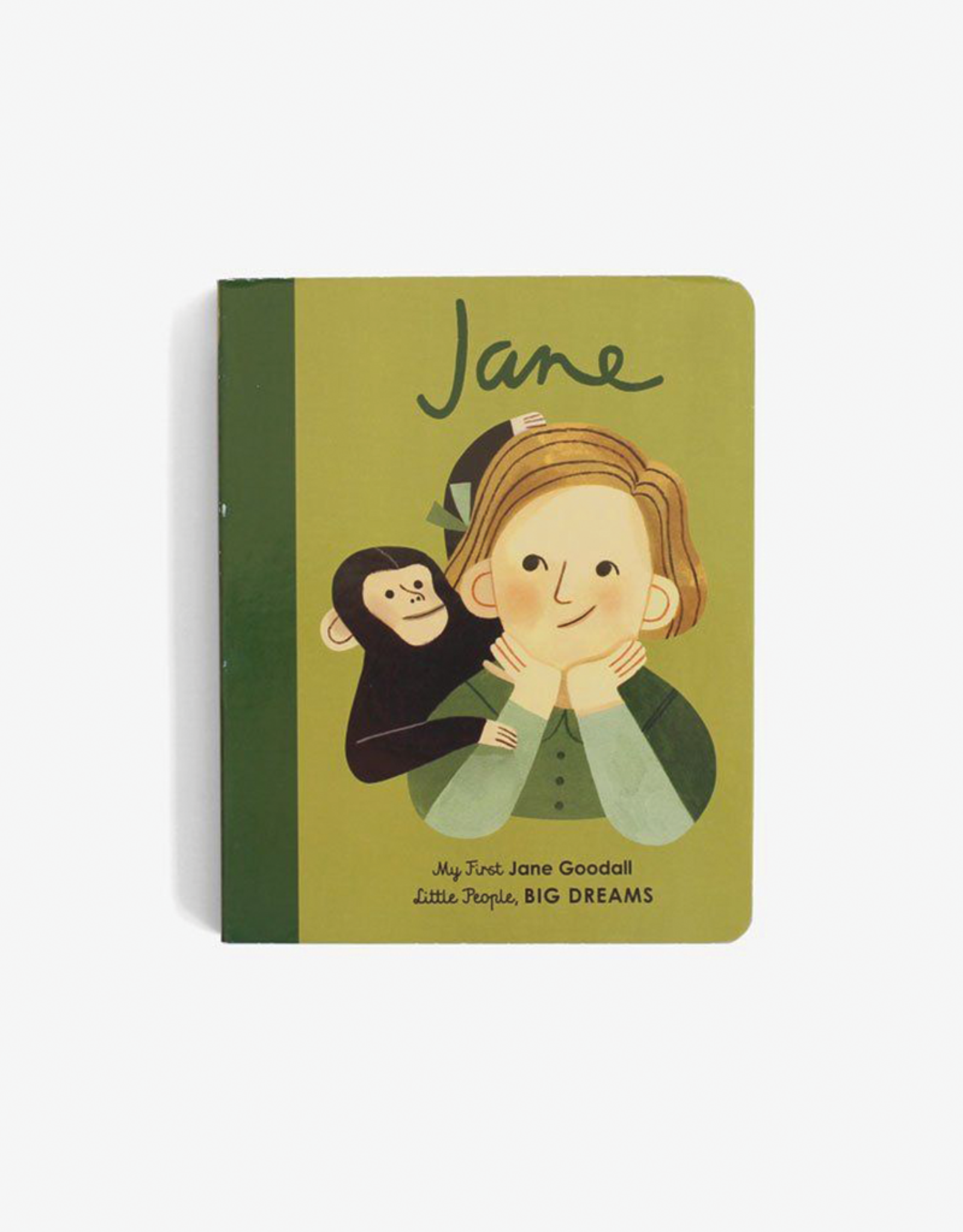 Little People Big Dreams My First Jane Goodall:  Little People, Big Dreams