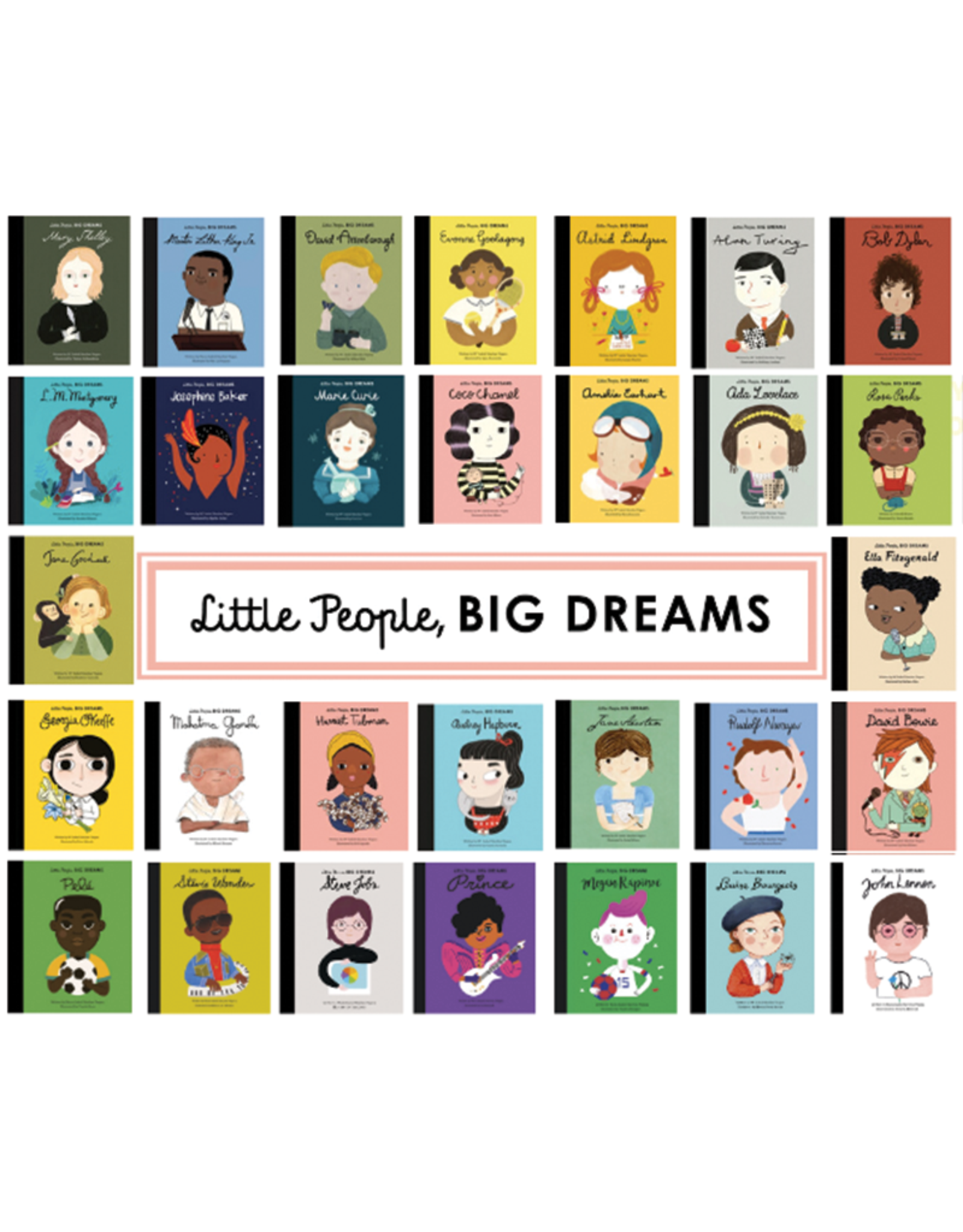 Little People Big Dreams My First Audrey Hepburn:  Little People, Big Dreams