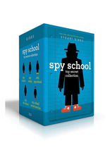 Spy School Top Secret Box Set