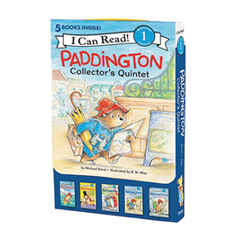Paddington Collector's Quintet:  5 Storybooks
