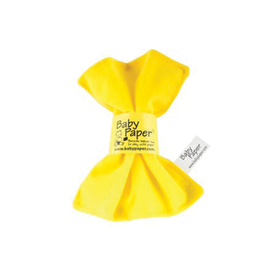 Baby Paper Yellow Baby Paper