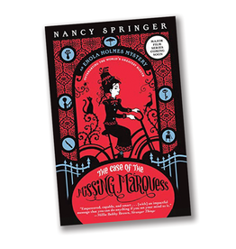 The Case of the Missing Marquess,  An Enola Holmes Mystery