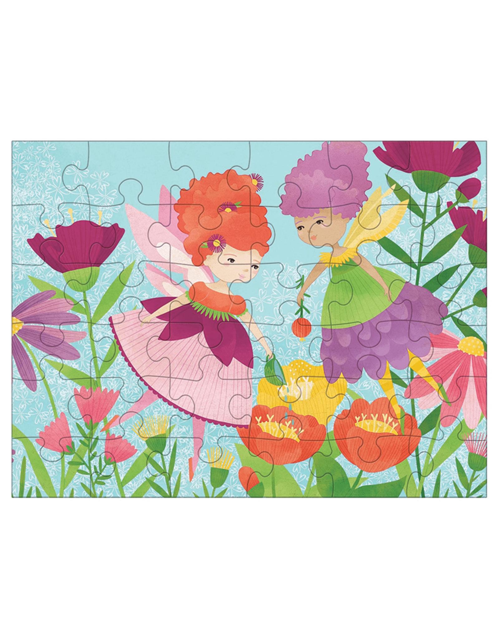 Mudpuppy Fairies 36-Piece Puzzle to Go