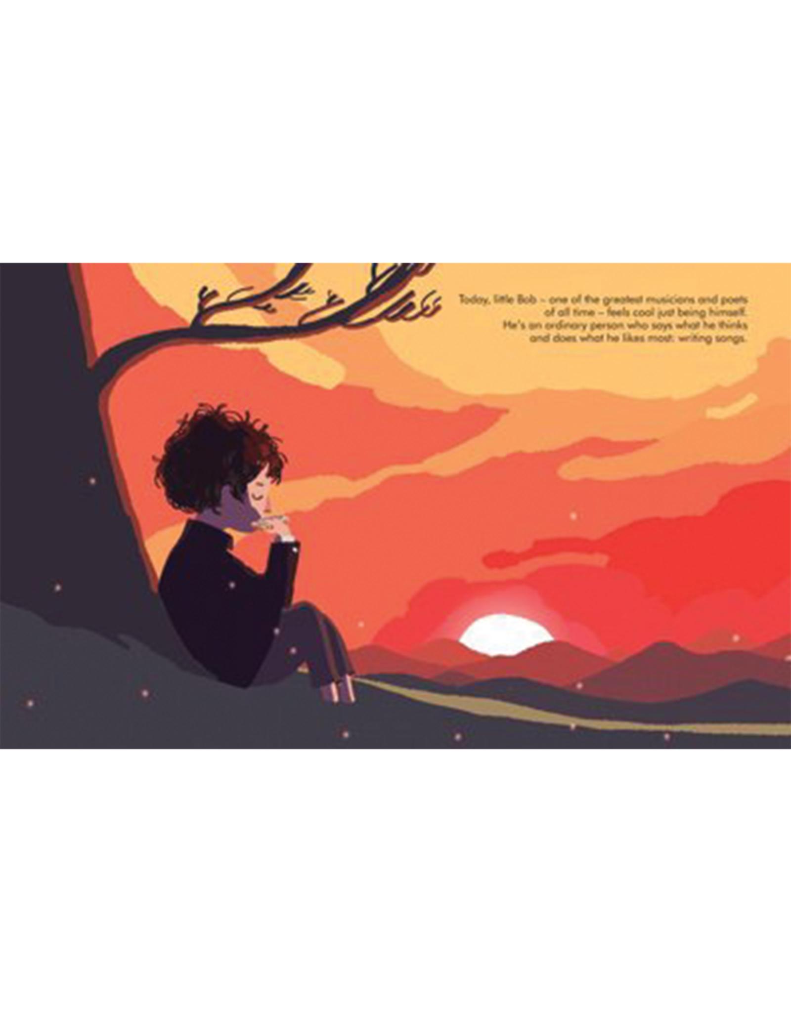 Little People Big Dreams Bob Dylan:  Little People, BIG DREAMS