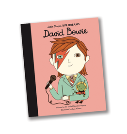 Little People Big Dreams My First David Bowie:  Little People, Big Dreams