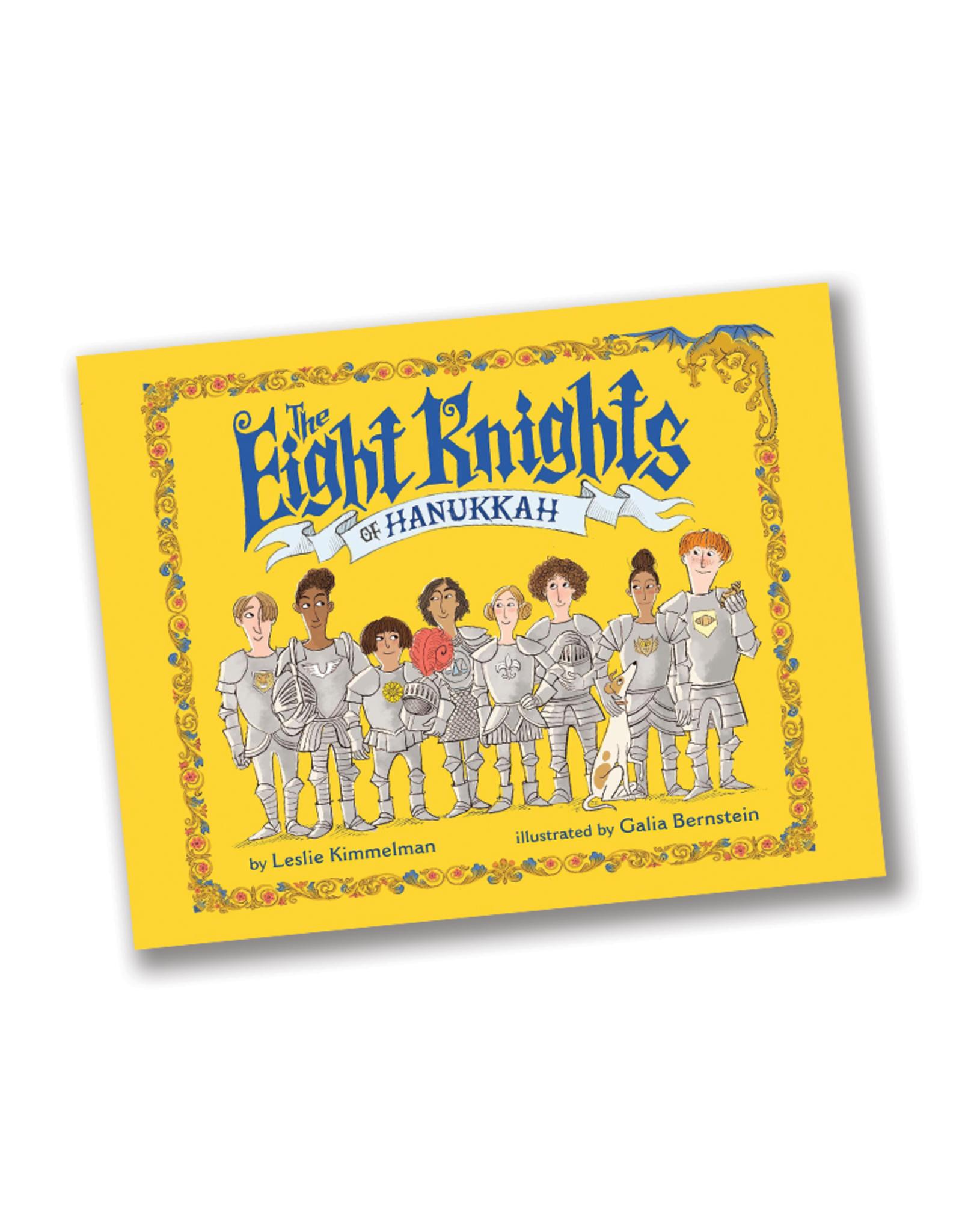 The Eight Knights of Hanukkah