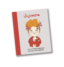 Little People Big Dreams My First Vivienne Westwood:  Little People, Big Dreams