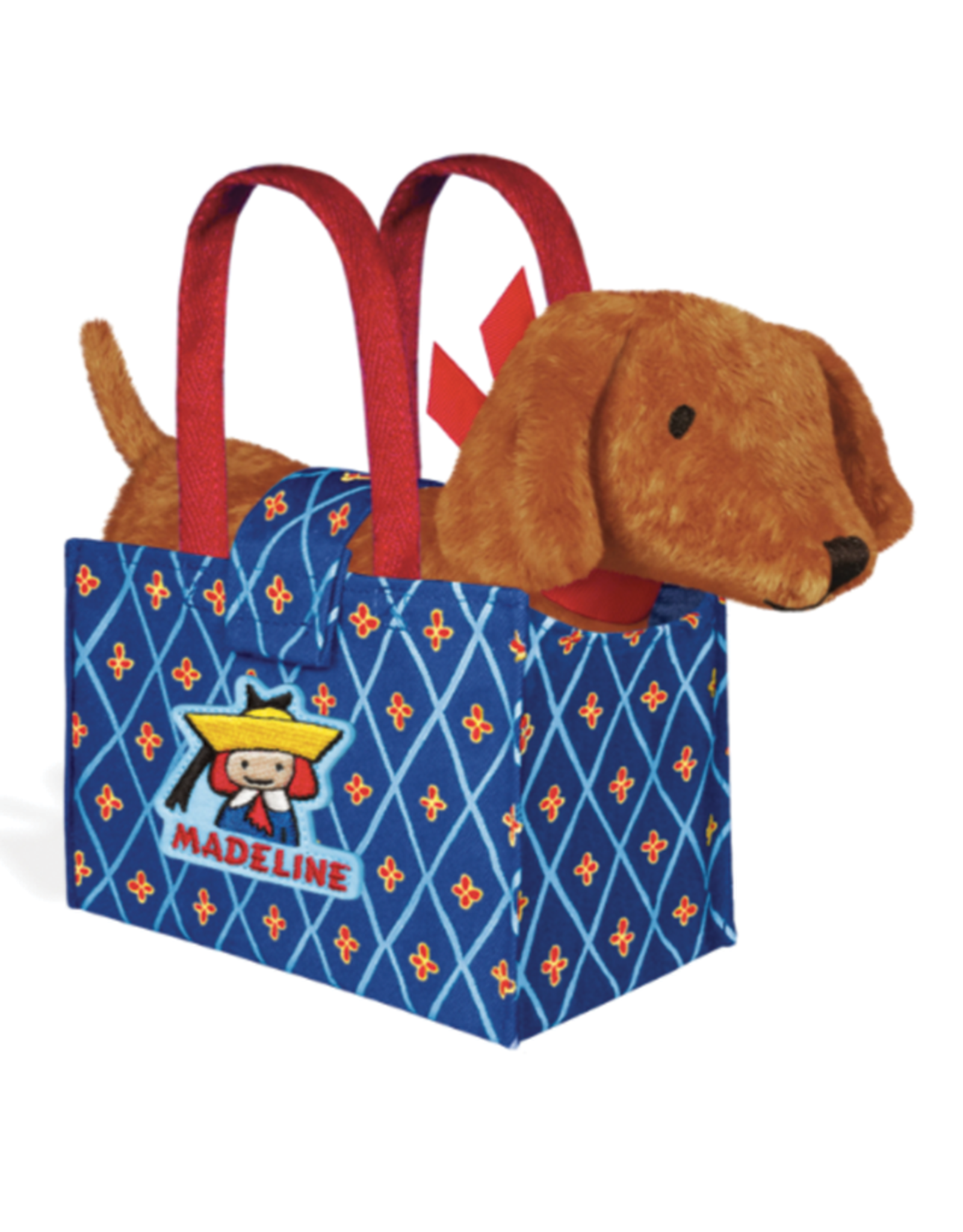 Yottoy Madeline's Dog, Genevieve in Carry Tote