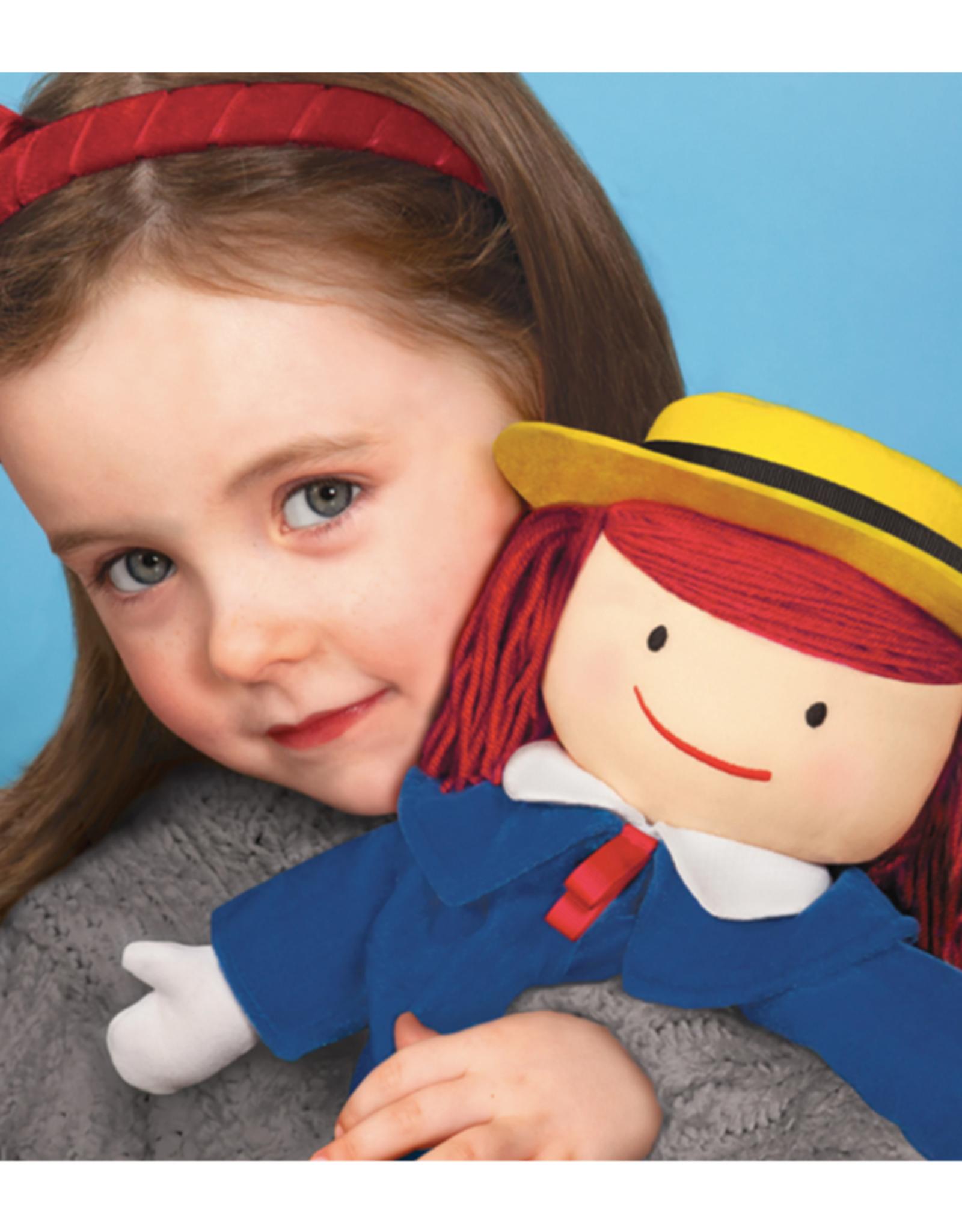 """Yottoy Madeline, 16"""" Soft Doll"""