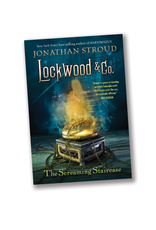 Lockwood & Co:  The Screaming Staircase #1