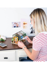 Miniature Flower Greenhouse DIY Kit