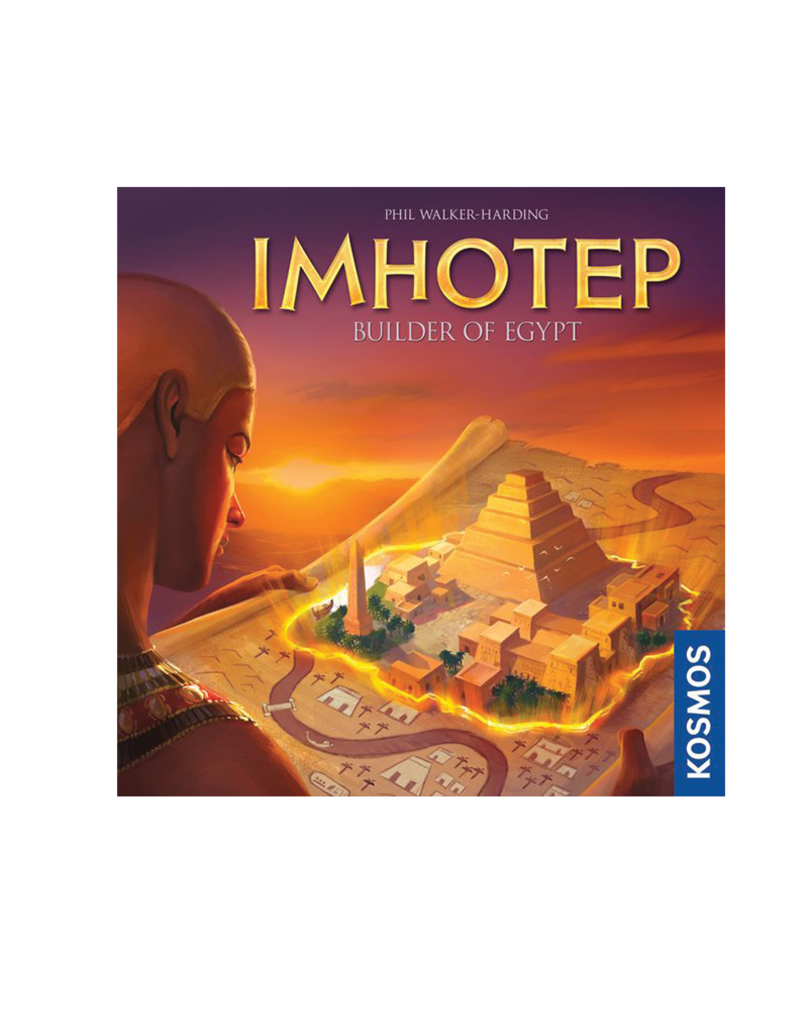 Thames & Kosmos Imhotep, Builder of Egypt