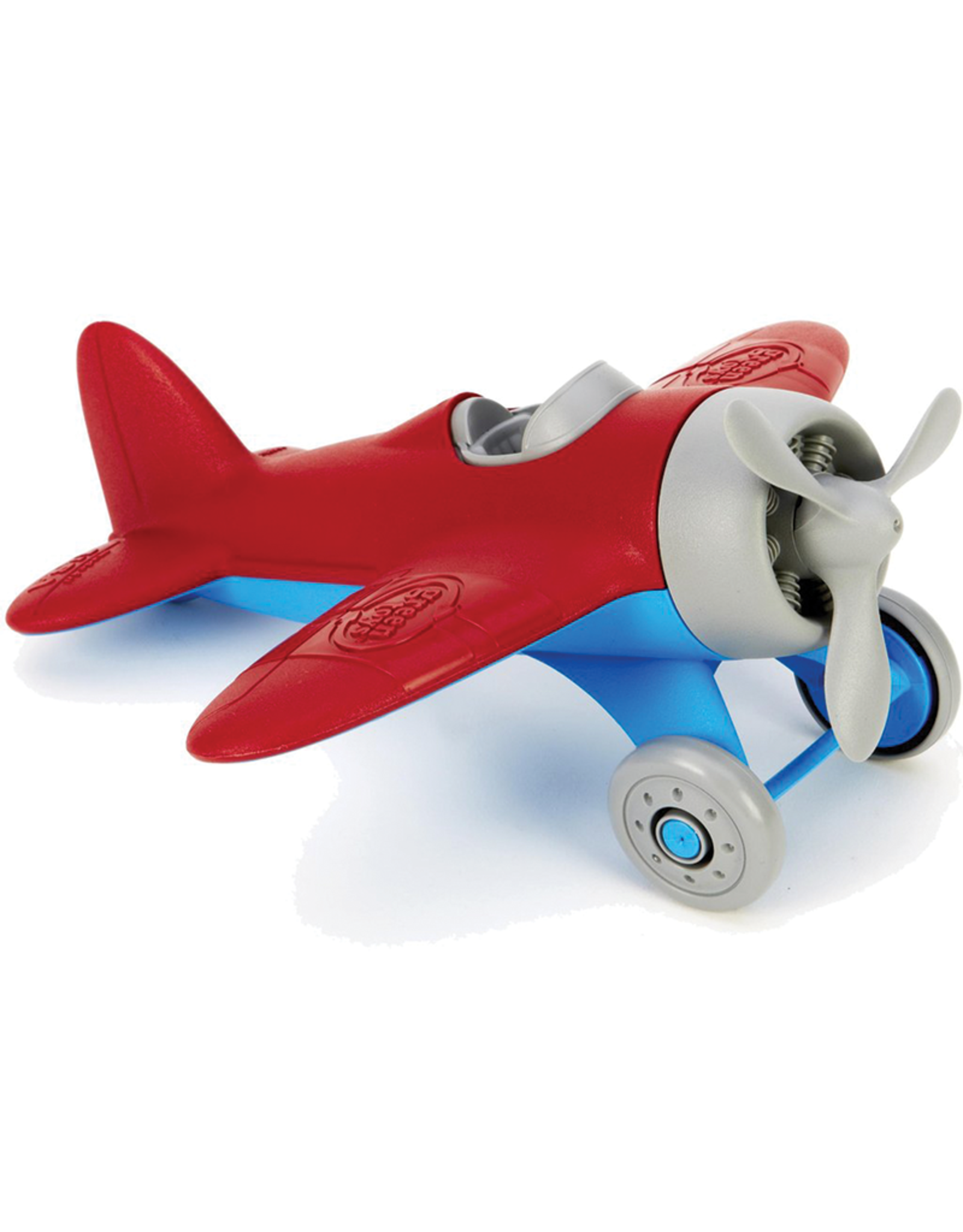 Green Toys Green Toys® Airplane with Red Wings