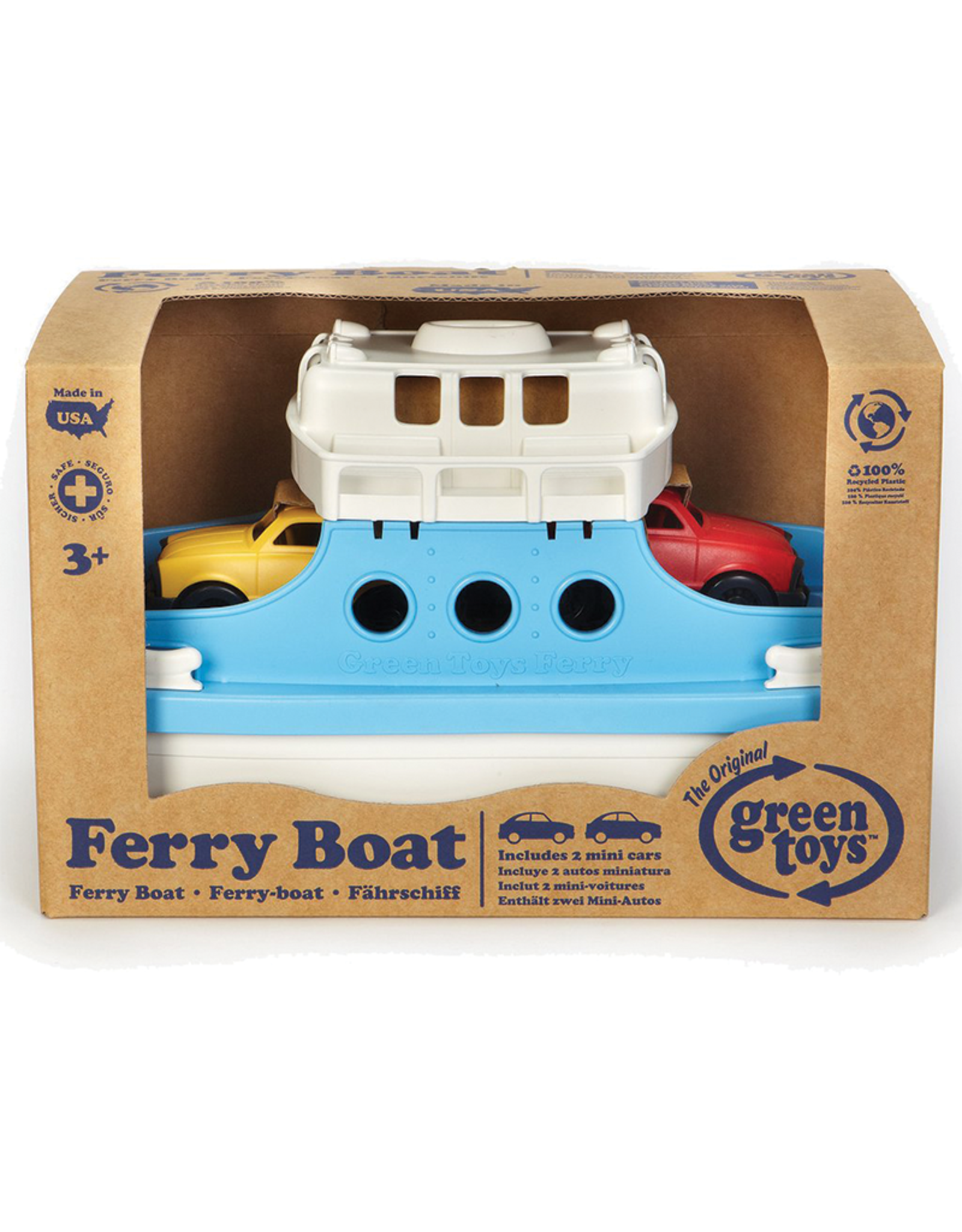 Green Toys Green Toys® Ferry Boat