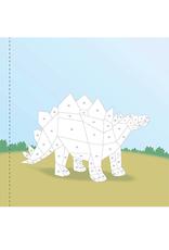 Paint by Sticker Kids:  Dinosaurs