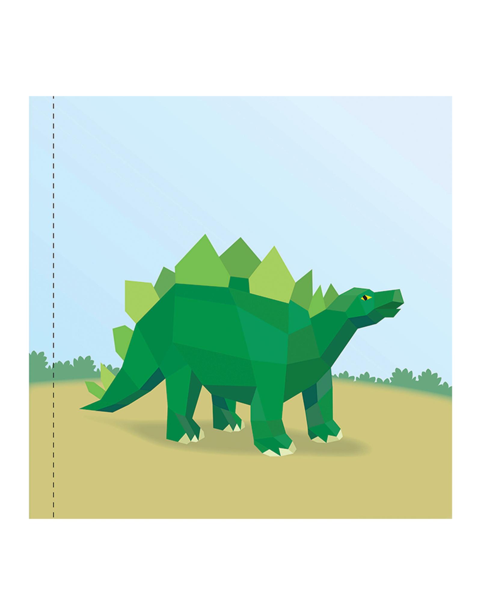 Workman Publishing Paint by Sticker Kids:  Dinosaurs