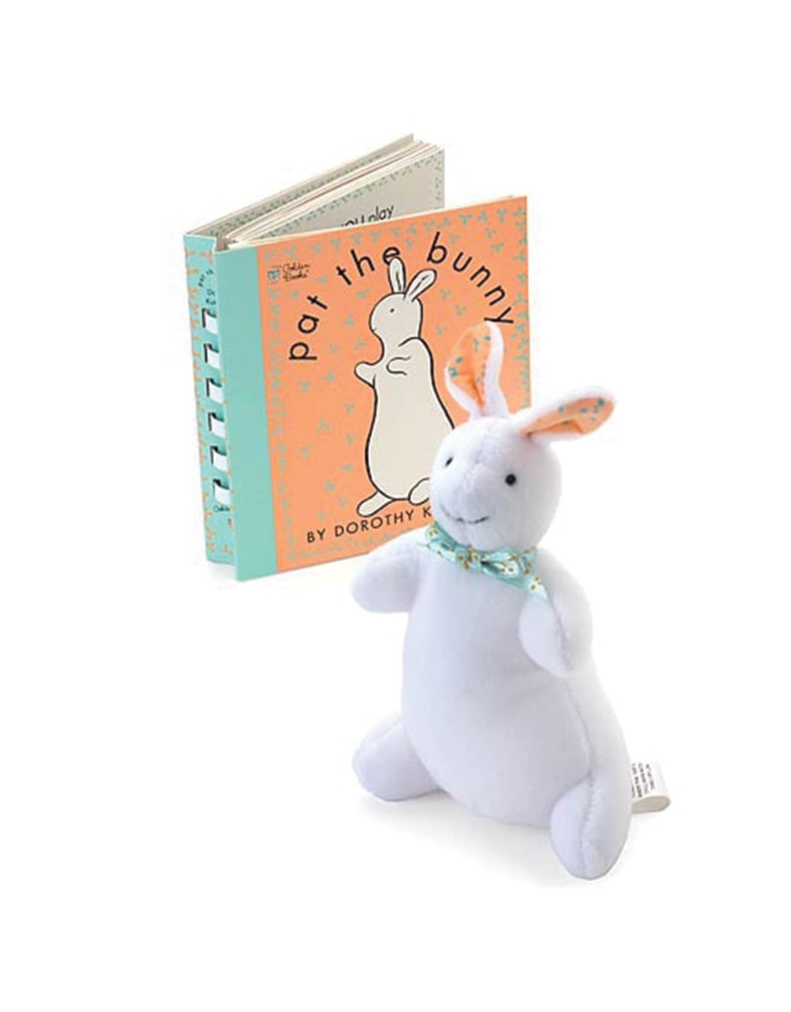 Pat the Bunny:  Book and Plush Gift Set