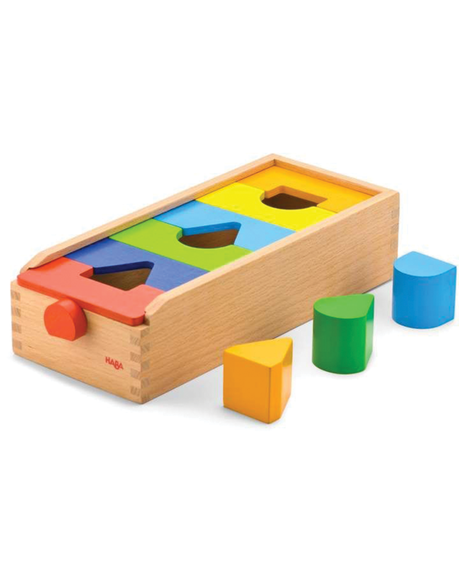 Haba Fit & Play Shape Sorter