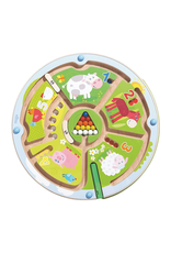 Haba Haba Farm Animals Numbermaze Magnetic Game