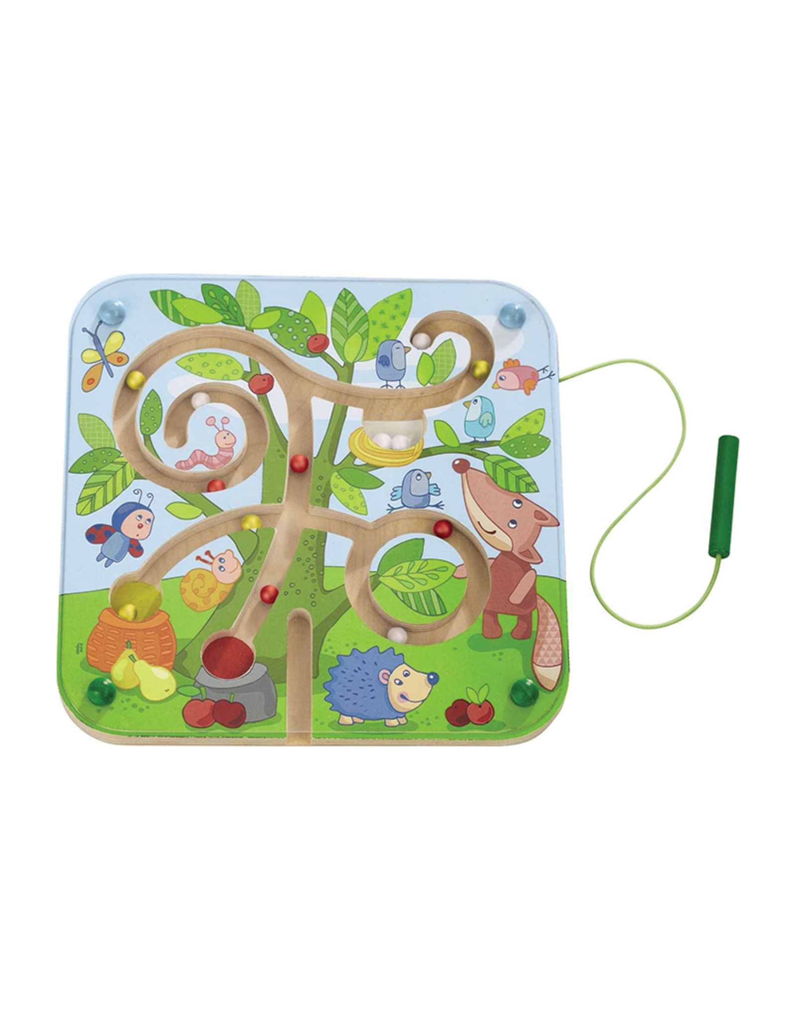 Haba Haba Tree Maze Magnetic Game