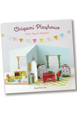 Origami Playhouse: Fold, Play & Display!
