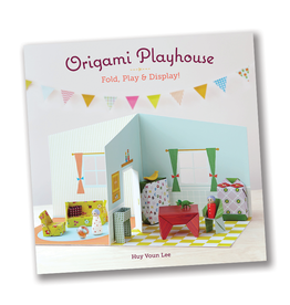 Origami Playhouse: Fold, Play & Display!