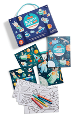 Mudpuppy Outer Space:  Activity Pack to Go