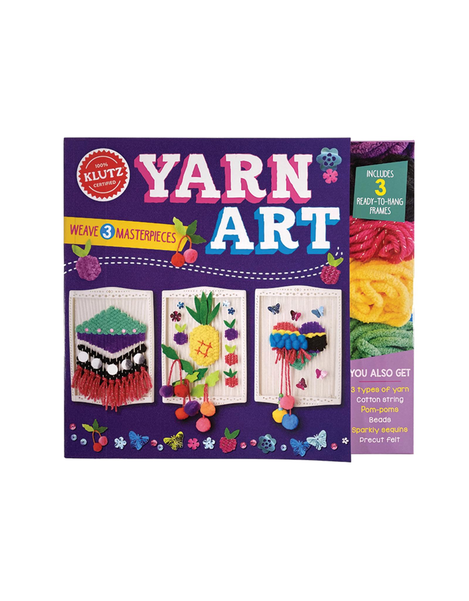 Yarn Art Craft Kit