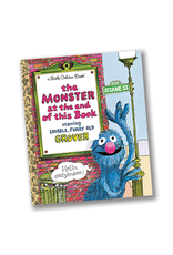 Little Golden Book The Monster at the End of this Book (Little Golden Book)