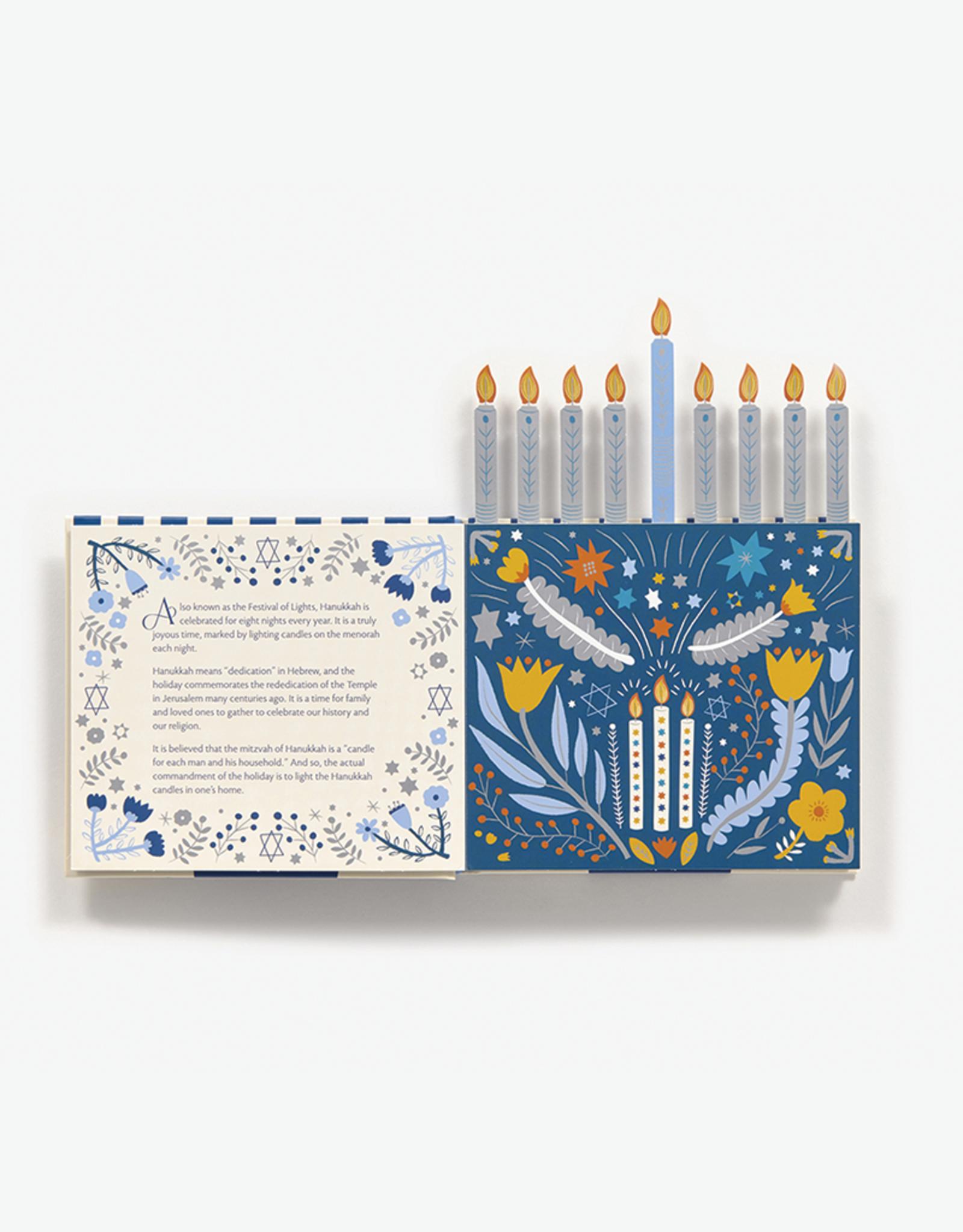 Hanukkah in a Book, Pop Up Edition